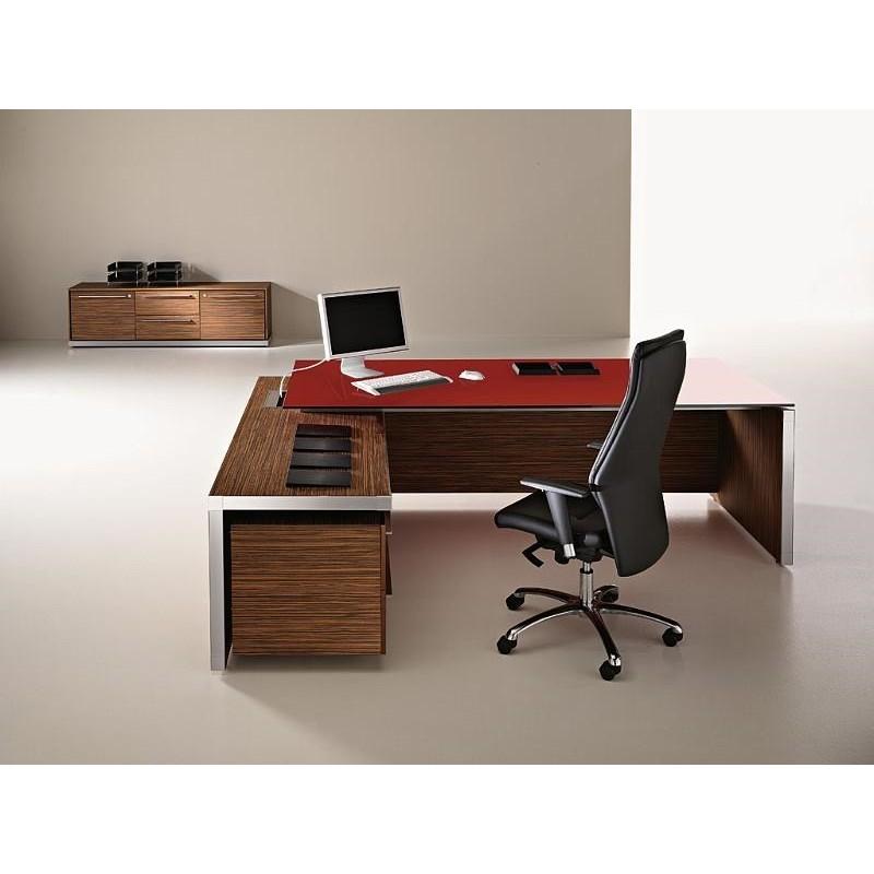 bureau direction eos avec meuble de rangement mobilier. Black Bedroom Furniture Sets. Home Design Ideas