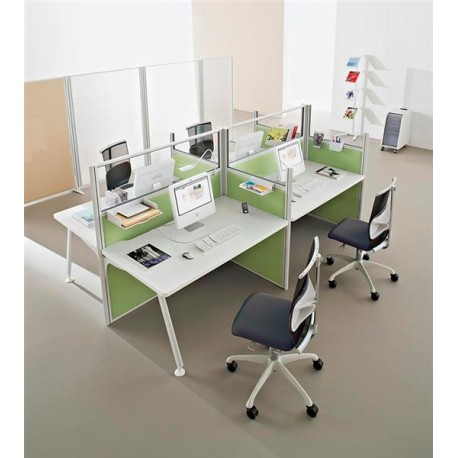 Mobilier de bureau open space kprim mobilier de bureau - Amenagement bureau open space ...