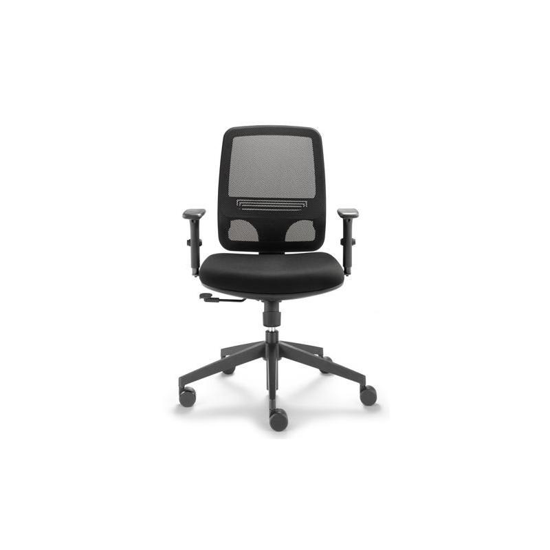 fauteuil de travail valo synchrone mobilier de bureau. Black Bedroom Furniture Sets. Home Design Ideas