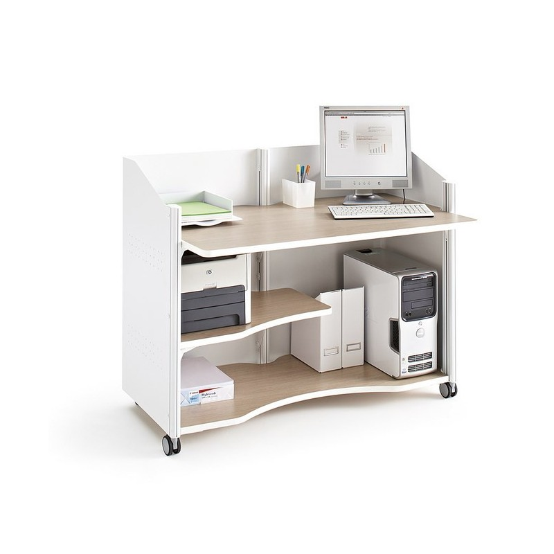 banque d 39 accueil satellix mobilier de bureau. Black Bedroom Furniture Sets. Home Design Ideas