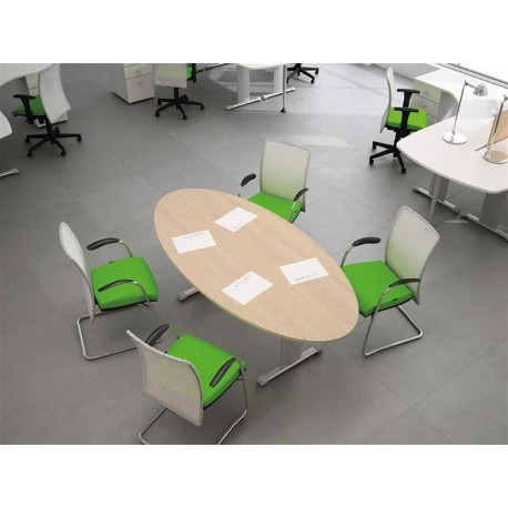Table ovale OXI