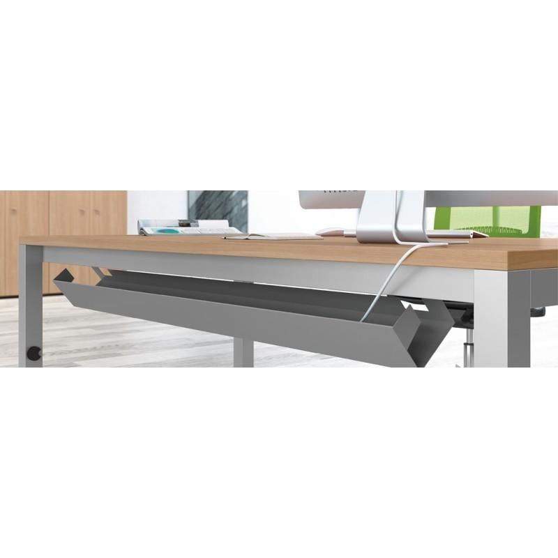 bureau r glable en hauteur programme up mobilier de bureau. Black Bedroom Furniture Sets. Home Design Ideas