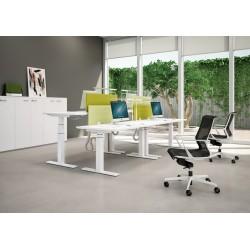 Bureau réglable en hauteur électriquement Sit&Stand assis debout