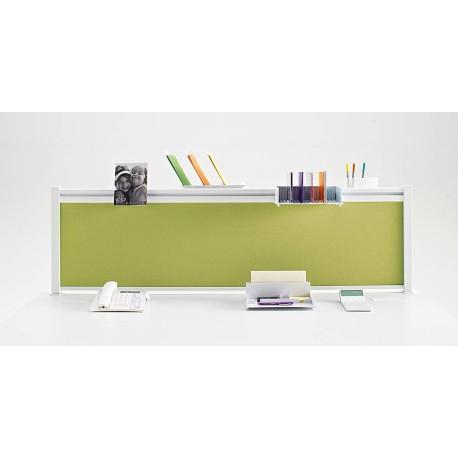 ecran modulaire tissu mobilier de bureau. Black Bedroom Furniture Sets. Home Design Ideas