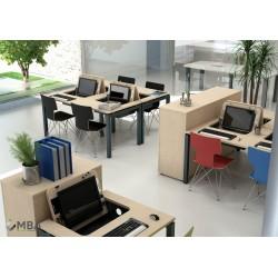 Table Formation informatique GIGA Ecran Rabattable