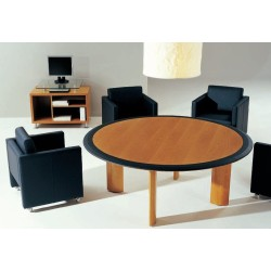 Table de reunion ESSENTIELS RONDE