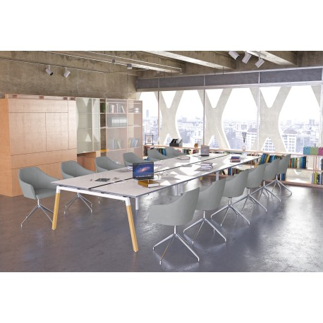 Table de reunion CINETIC