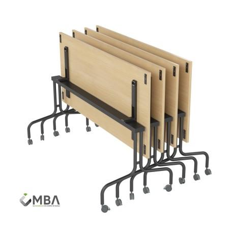 Table plateau rabattable COSMOS