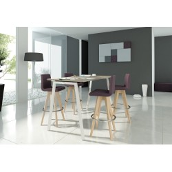 Table haute CINETIC