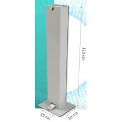 Borne gel hydroalcoolique ELIE