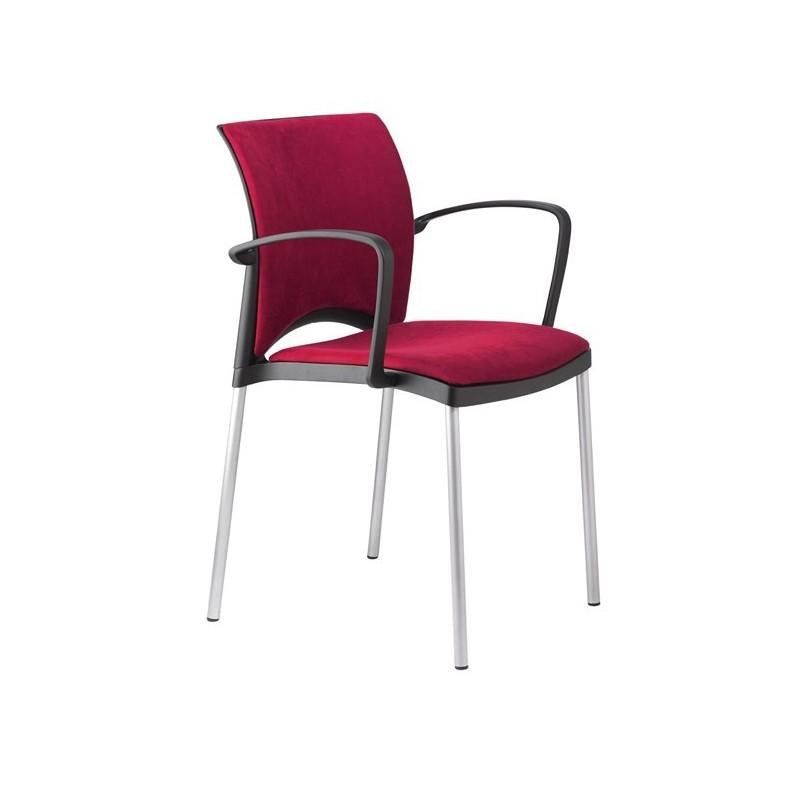 fauteuil de bureau linea tissu mobilier de bureau. Black Bedroom Furniture Sets. Home Design Ideas
