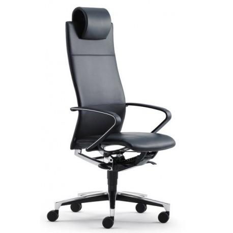fauteuil haut dossier tetiere